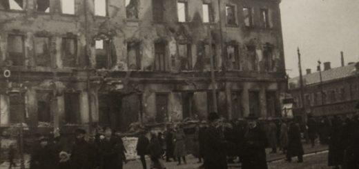 Революция в Петрограде, 1917 год