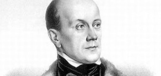 Портрет Петра Яковлевича Чаадаева