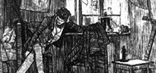Записки сумасшедшего, Николай Гоголь, иллюстрация
