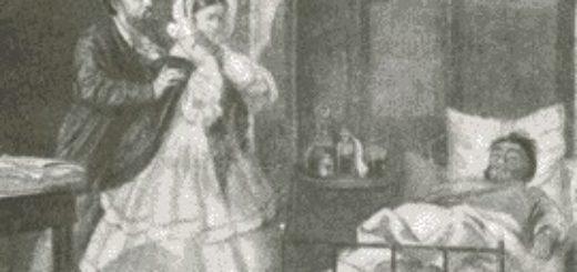 смерть Базарова, Отцы и дети