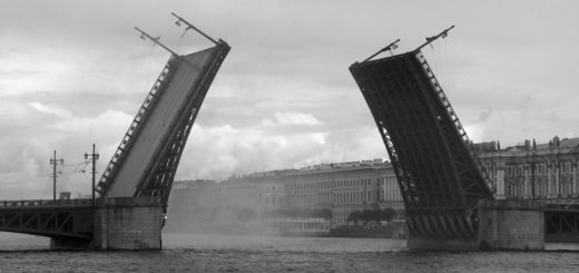 разводные мосты, Санкт-Петербург