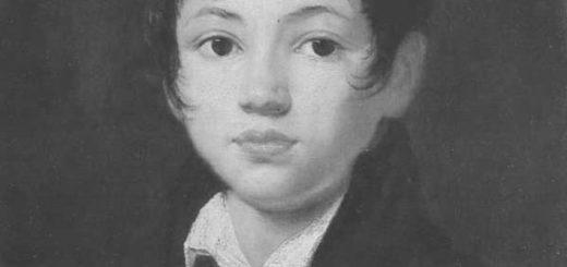 Портрет мальчика Челищева, Кипренский
