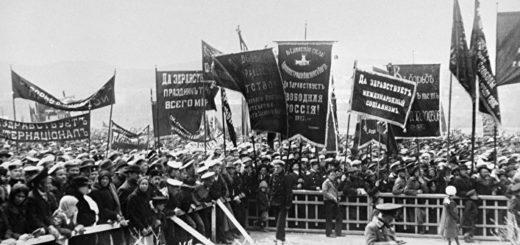 Революция 1917 года, архивное фото