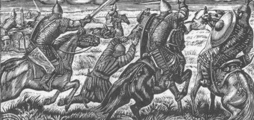 образы князей в Слове о полку Игореве