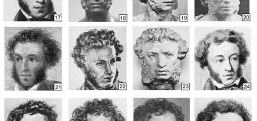 Александр Пушкин, портреты и бюсты