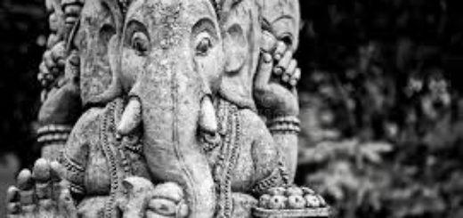 индийская скульптура, бог