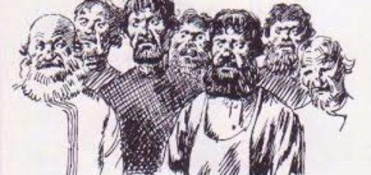 Левша, Николай Лесков, иллюстрация к произведению