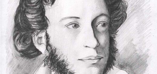 Александр Пушкин, русский поэт и писатель