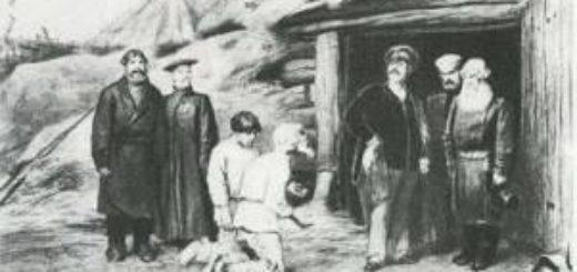 отцы и дети, картинка к роману Тургенева