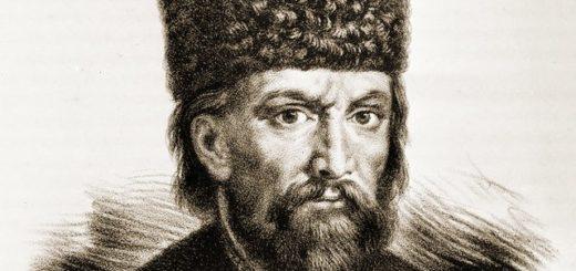 Емельян Пугачев, бунтовщик