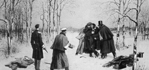 дуэль Пушкина, смерть поэта