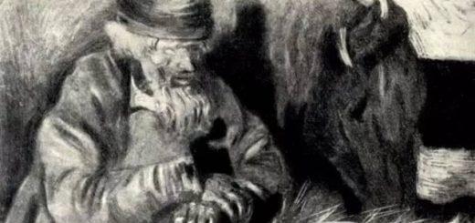 рассказ Чехова Тоска, Иона и лошадь