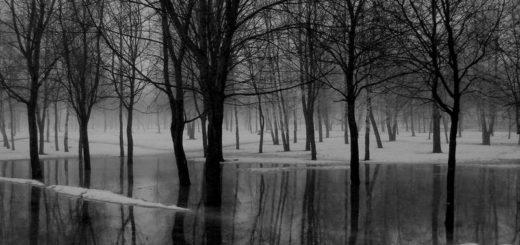 весна, весенние воды, таяние льда