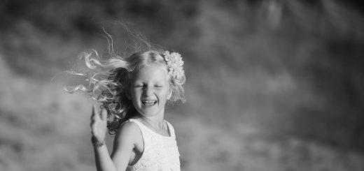 девочка, счастье, детство, ребенок