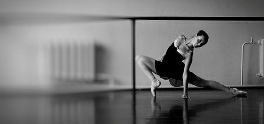 балет, растяжка, упражнение, фитнес