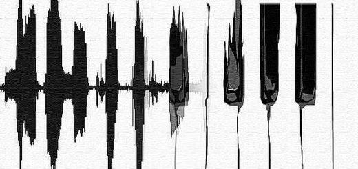 музыка, клавиши, звуки, мелодия