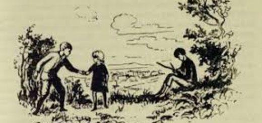 """Дети в произведении Короленко """"В дурном обществе"""""""