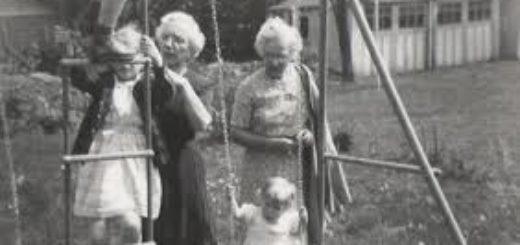 дети и бабушка с дедушкой, взаимовыручка