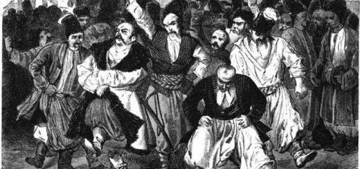 казаки, запорожская сечь, Тарас Бульба
