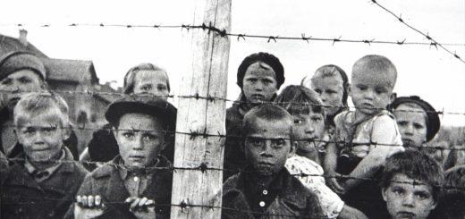 дети войны, концлагерь