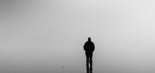 одиночество, одинокий человек