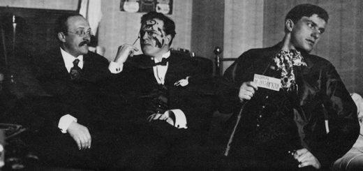 поэты серебряного века, фото из архива