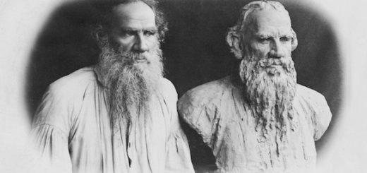 Толстой Лев Николаевич, портрет и бюст