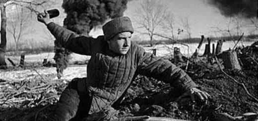 солдат на войне, боец, Василий Теркин