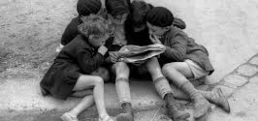 дети читают книгу, чтение, саморазвитие