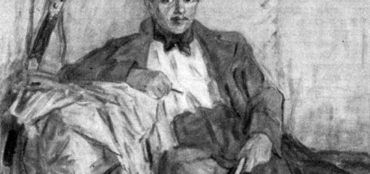 Михаил Лермонтов, русский поэт