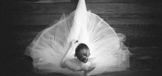 Балерина, танцовщица