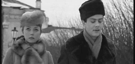 иллюстрация к рассказу Чехова Шуточка, кадр из фильма
