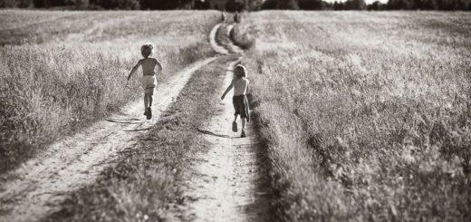 деревня, село, детство