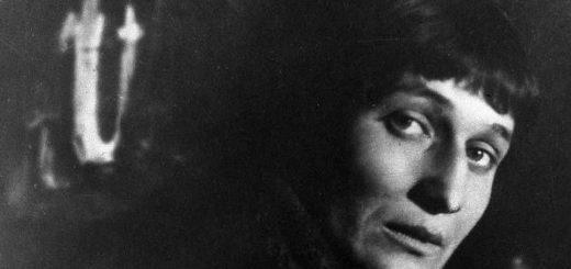 Анна Ахматова, фото из архива