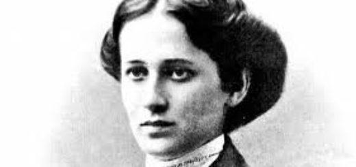 Анна Ахматова, поэтесса