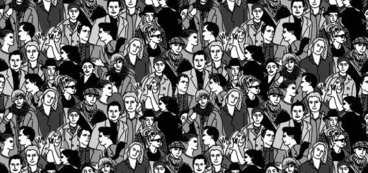 толпа и человек, личность и коллектив