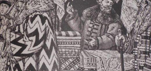 Купец Калашников, главный герой произведения Лермонтова