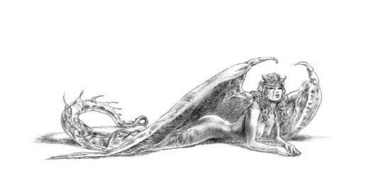 демон, суккуб