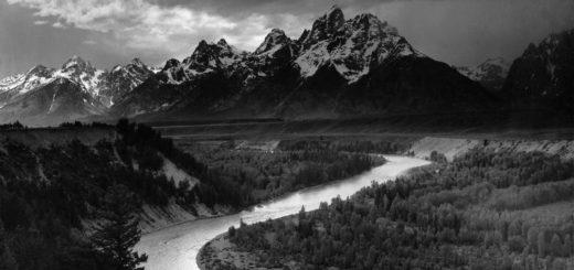 горный пейзаж, природа