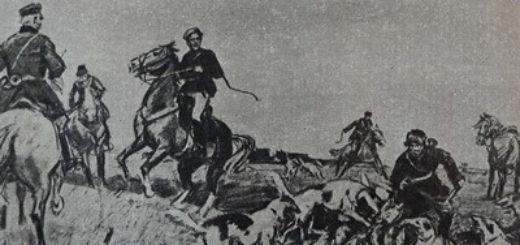 Война и мир, иллюстрация к произведению Толстого