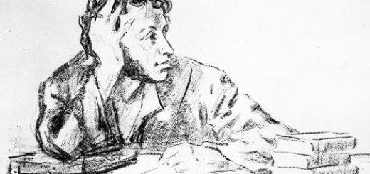 Александр Пушкин, русский поэт