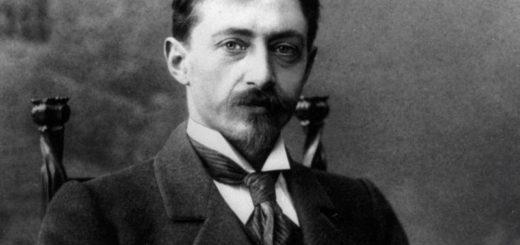 Иван Бунин, портрет
