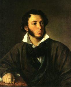 портрет Пушкина (Тропинин)