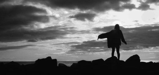 одиночество, человек в одиночестве