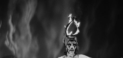 человек в маске, история в лицах