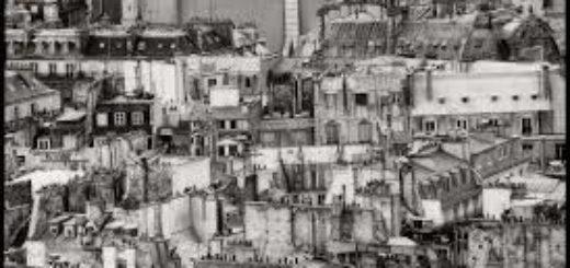 фабрики, большой город