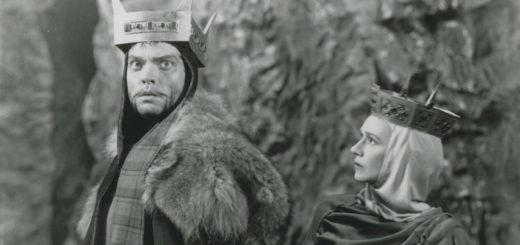 иллюстрации к пьесе Шекспира Макбет, кадр из фильма