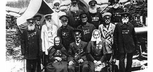 ветераны Крымской войны