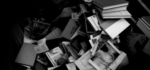 книги, много книг