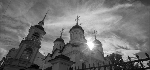 церковь на Сретенке